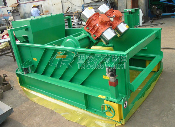 TRZS585G shale shaker,easy to operate