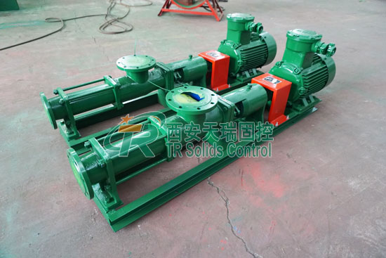 Screw Pump | Drilling Fluid Screw Pump | Mud Screw Pump