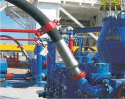 High Pressure Drilling Hose application