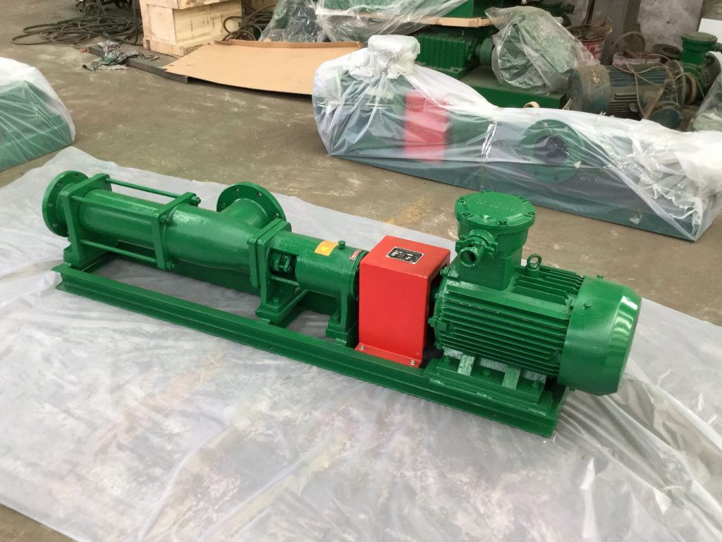 TR Brand screw pump