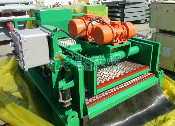 Shale Shaker with Vibration Motor