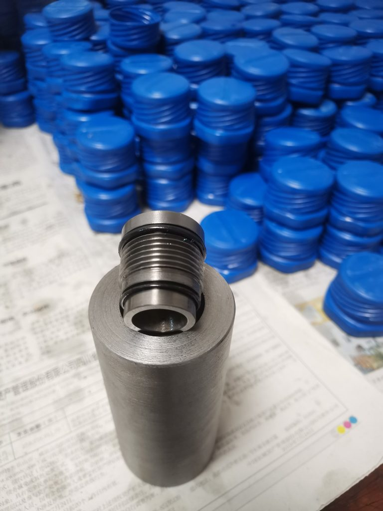 Cemented Tungsten Carbide Nozzle and Holder